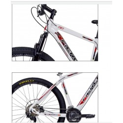 Bicicleta Fierce 29 Kit K7  Microshift 24  Velocidades Freio mecanico