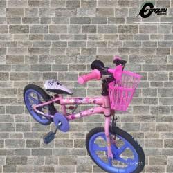 Bike aro 16 personalizada feminina