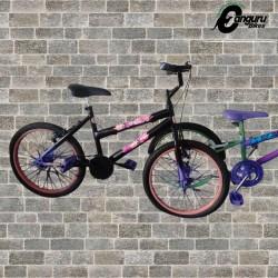 Bike aro 20 personalizada feminina