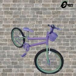 Bike  reformada aro 20 feminina