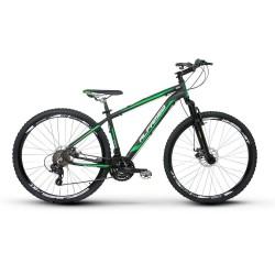Bicicleta29  alfamec 24 k7 vl freio hidraulico