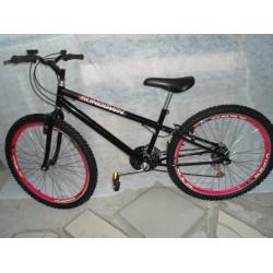 Bicicletas Aro Aero 26,18vl.kit Yamada F,aluminio,mtb,caloi