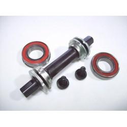 Cx Ctral45mm, rolament,mtb,caiçara,pedal ,pneus