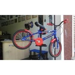 Bicicleta Aro 16   Personalizada Homem Aranha roda aluminio Loja Cangurubike