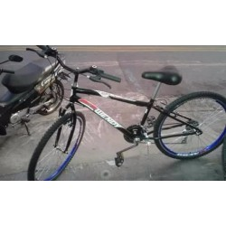 Bicicleta Aro 26 Personalizada Rebaixada