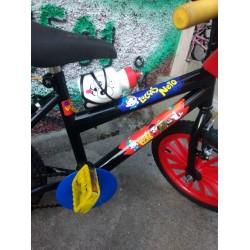 Bicicleta reformada Aro 16 Homem Aranha